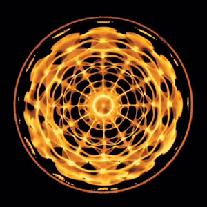 Lauterwasser: image de son dans l'eau